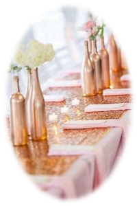 KL's Catering Wedding Buffet Menu Copper Package